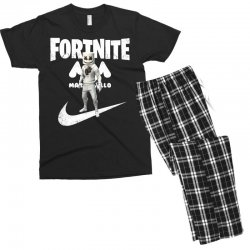 fortnite     just play it Men's T-shirt Pajama Set | Artistshot