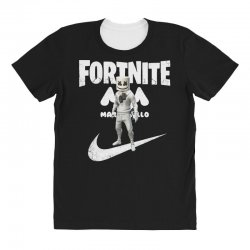 fortnite     just play it All Over Women's T-shirt | Artistshot