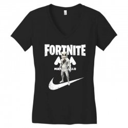 fortnite     just play it Women's V-Neck T-Shirt | Artistshot