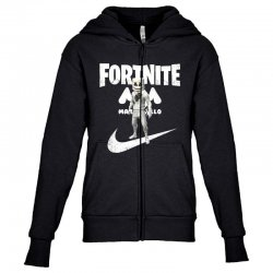 fortnite     just play it Youth Zipper Hoodie | Artistshot