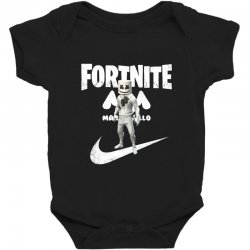 fortnite     just play it Baby Bodysuit | Artistshot