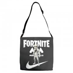 fortnite     just play it Adjustable Strap Totes | Artistshot