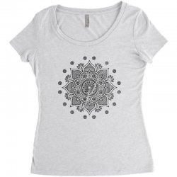 mandala Women's Triblend Scoop T-shirt | Artistshot