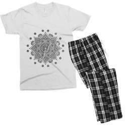 mandala Men's T-shirt Pajama Set | Artistshot