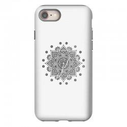 mandala iPhone 8 Case | Artistshot