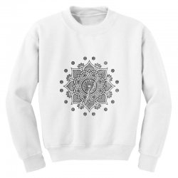 mandala Youth Sweatshirt | Artistshot