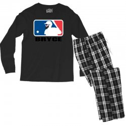 bryce harper Men's Long Sleeve Pajama Set | Artistshot
