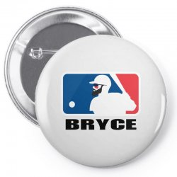 bryce harper Pin-back button | Artistshot