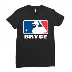 bryce Ladies Fitted T-Shirt | Artistshot