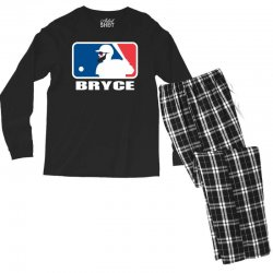 bryce Men's Long Sleeve Pajama Set | Artistshot