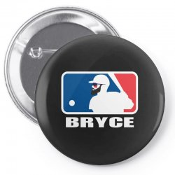 bryce Pin-back button | Artistshot