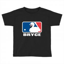 bryce Toddler T-shirt | Artistshot