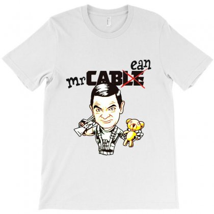 Mr Cabean T-shirt Designed By Bertaria