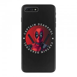 captain deadpool iPhone 7 Plus Case | Artistshot