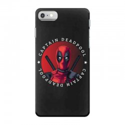 captain deadpool iPhone 7 Case | Artistshot