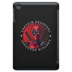 captain deadpool iPad Mini Case | Artistshot