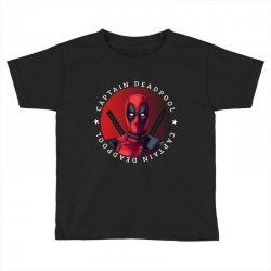 captain deadpool Toddler T-shirt | Artistshot