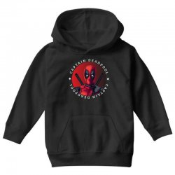 captain deadpool Youth Hoodie | Artistshot