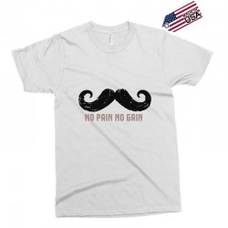 mustache Exclusive T-shirt | Artistshot