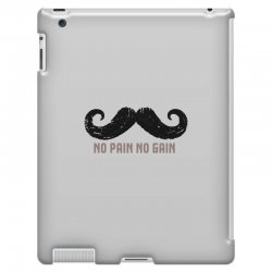mustache iPad 3 and 4 Case | Artistshot