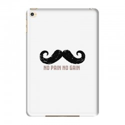 mustache iPad Mini 4 Case | Artistshot