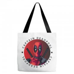 captain deadpool Tote Bags | Artistshot