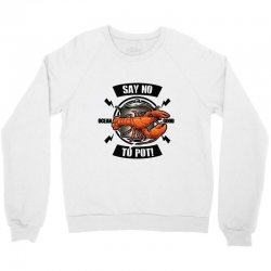 no pot Crewneck Sweatshirt | Artistshot