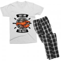 no pot Men's T-shirt Pajama Set | Artistshot
