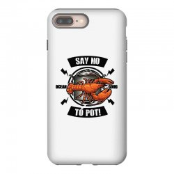 no pot iPhone 8 Plus Case | Artistshot