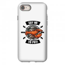 no pot iPhone 8 Case | Artistshot