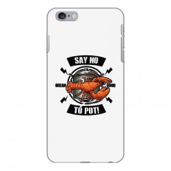 no pot iPhone 6 Plus/6s Plus Case | Artistshot