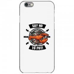 no pot iPhone 6/6s Case | Artistshot