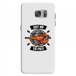 no pot Samsung Galaxy S7 Case | Artistshot