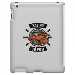 no pot iPad 3 and 4 Case | Artistshot