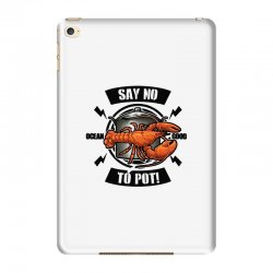 no pot iPad Mini 4 Case | Artistshot