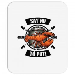 no pot Mousepad | Artistshot