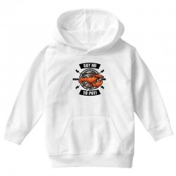 no pot Youth Hoodie | Artistshot