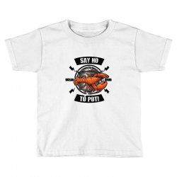 no pot Toddler T-shirt | Artistshot