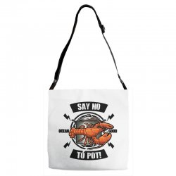 no pot Adjustable Strap Totes | Artistshot