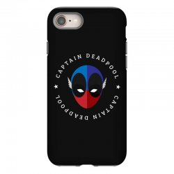 captain deadpool funny iPhone 8 Case | Artistshot