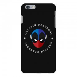 captain deadpool funny iPhone 6 Plus/6s Plus Case | Artistshot