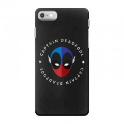 captain deadpool funny iPhone 7 Case | Artistshot
