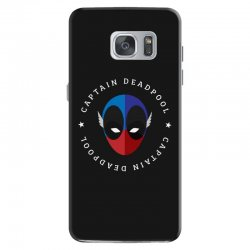 captain deadpool funny Samsung Galaxy S7 Case | Artistshot