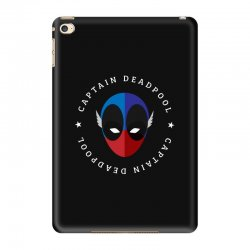captain deadpool funny iPad Mini 4 Case | Artistshot