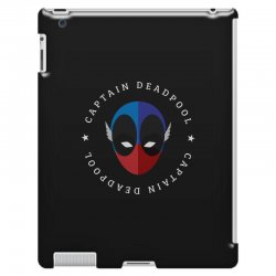 captain deadpool funny iPad 3 and 4 Case | Artistshot