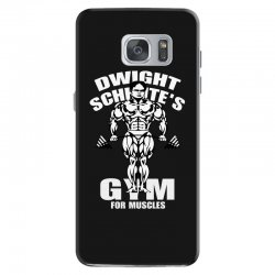 dwight schrute's gym for muscles Samsung Galaxy S7 Case   Artistshot