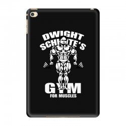 dwight schrute's gym for muscles iPad Mini 4 Case   Artistshot