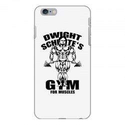 dwight schrute's gym for muscles iPhone 6 Plus/6s Plus Case | Artistshot