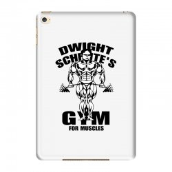 dwight schrute's gym for muscles iPad Mini 4 Case | Artistshot