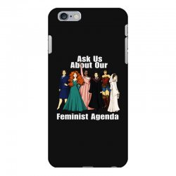 feminist agenda iPhone 6 Plus/6s Plus Case | Artistshot